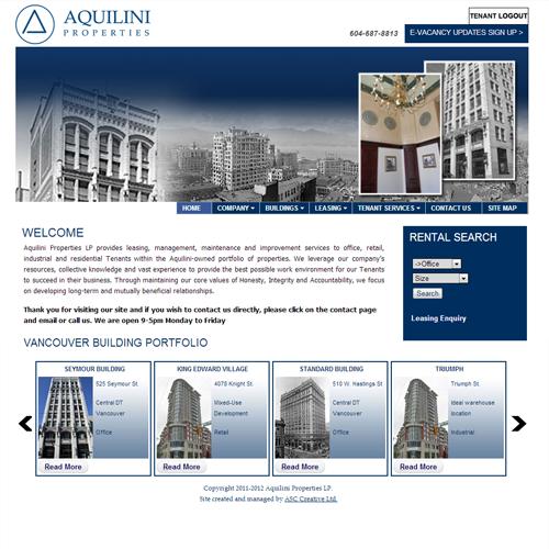 Aquilini Property Management