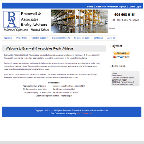 Bramwell & Associates Realty Advisors